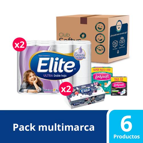 Pack Multimarca 3