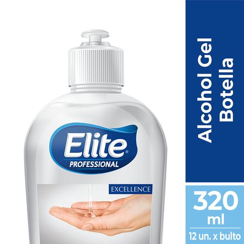 Alcohol Gel Elite Professional Excellence 320 ml